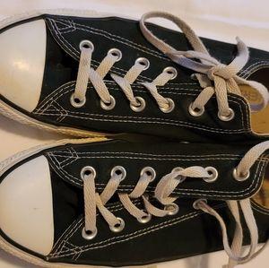 Converse Black Sneaker Men's size 8
